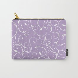 Swirls, Twirls, and Vines Carry-All Pouch