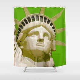 Liberty_2015_0410 Shower Curtain