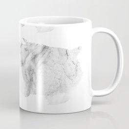 Marble brush stroke Coffee Mug