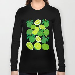 Lime Harvest Long Sleeve T-shirt