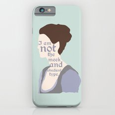 Claire Fraser Quote iPhone 6s Slim Case