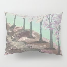 My cherry way - Spring blossoms Pillow Sham