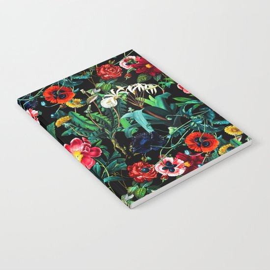 Night Forest VII Notebook