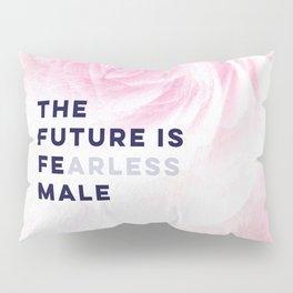 The Future is Female #girlboss #empowerwomen Pillow Sham