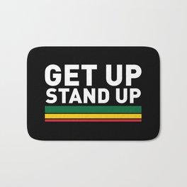 Get Up Stand Up / Rasta Vibrations Bath Mat