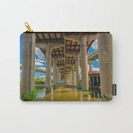 Richmond Highway Bridge Carry-All Pouch
