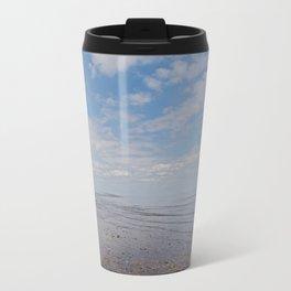 Ripples in the Tide Travel Mug