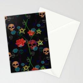 Black Magic Stationery Cards