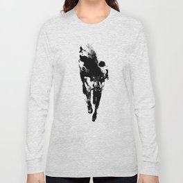 My personal daemon Long Sleeve T-shirt