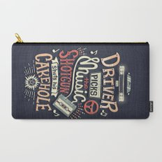 Driver picks the music Carry-All Pouch