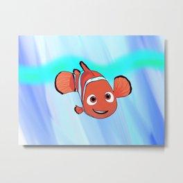 Nemo Metal Print