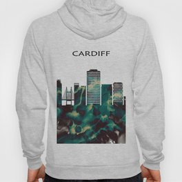 Cardiff Skyline Hoody