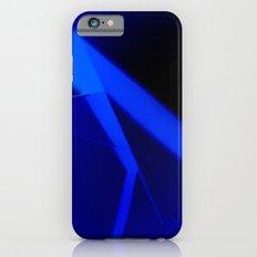 Blue Block iPhone 6s Slim Case