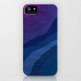 Deep, Cool Water iPhone Case