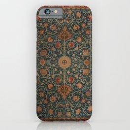 Morris & Co - Pattern Print - Holland Park (1890s) iPhone Case
