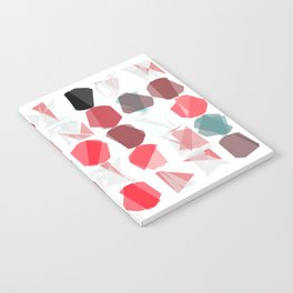 "Math Art Digital Print - ""blackjack caRds"" Notebook"