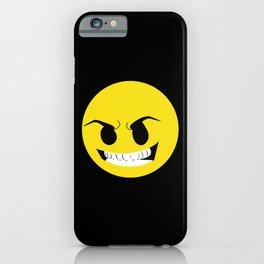 Mr.Mercedes iPhone Case