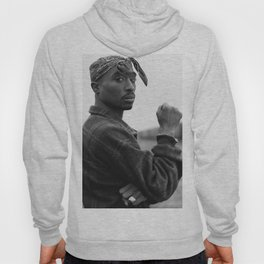 Tup-ac Shakur 2-Pac Rap Music Rapper Star Hoody