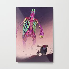 The Spiritlands Metal Print