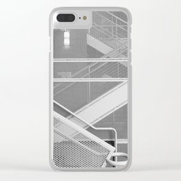 Handrail Clear iPhone Case