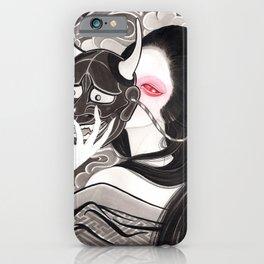 Hanya Geisha iPhone Case