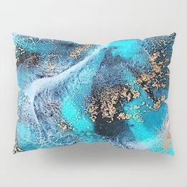 Copper Winds Pillow Sham