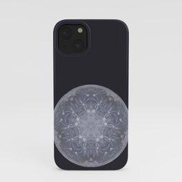 Snow Moon iPhone Case