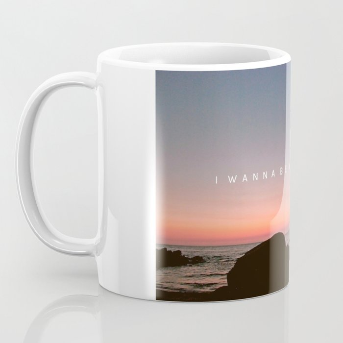 TIDES MEETS CITY Coffee Mug