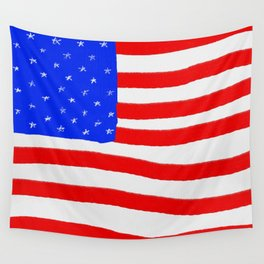 American Flag Wall Tapestry