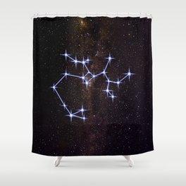 Saggitarius Shower Curtain