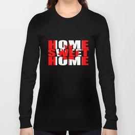 Home Sweet Home (Canada) Long Sleeve T-shirt