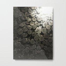 Charcoal Metal Print