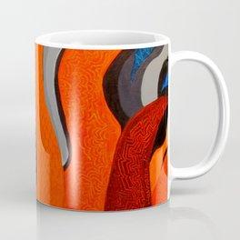 Battle of the Elements: Fire Coffee Mug
