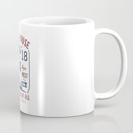 light house guardiam of all mariners Coffee Mug
