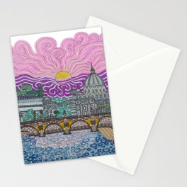roma caput mundi Stationery Cards