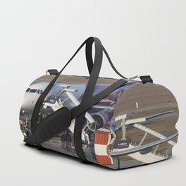 Wizz Air Jet And Fire Brigade Duffle Bag