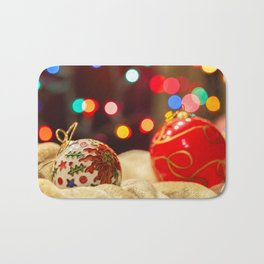 Ornaments 2 Bath Mat