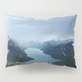 Down the Fjord Pillow Sham