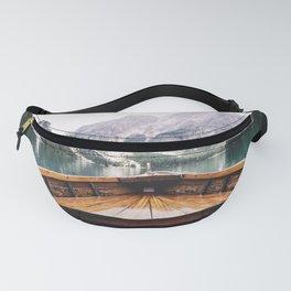 Mountain Lake Fanny Pack