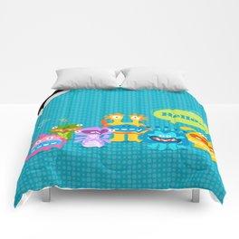 Say Hello Comforters