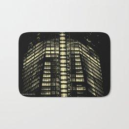 Manhattan Skyline Series 007 Bath Mat