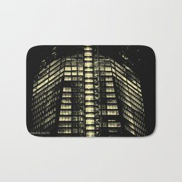 Manhattan Skyline Series 007 Bath Mat