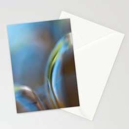 Glass Abstract  - JUSTART © Stationery Cards