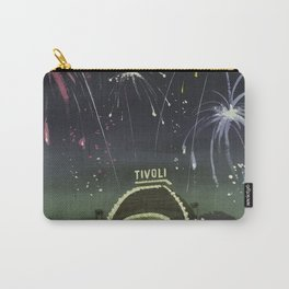 Wonderful Tivoli Carry-All Pouch