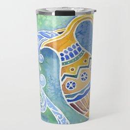 Zodiac Collection: Aquarius Travel Mug