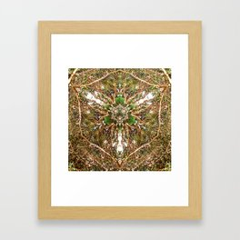 Source No 1 Framed Art Print