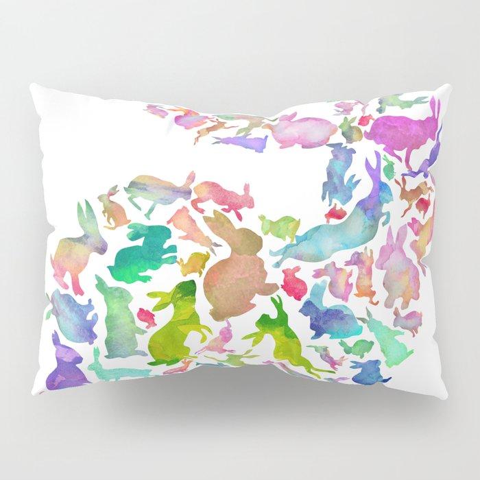 Soul Bunny - Spring Time Pillow Sham