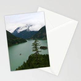 Ross Lake View Stationery Cards