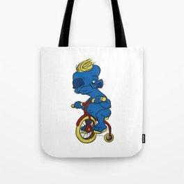 Zoom-Zoom Tote Bag