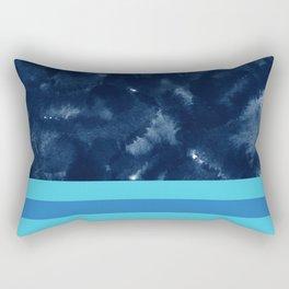 Abstract XIX Rectangular Pillow